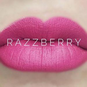 Lip Sense, Razzelberry Lip Color Hot Pink